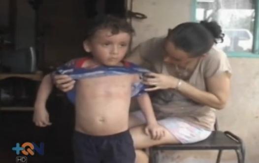 El niño Felipe cumplió su sueño después de visitar al doctor Eric