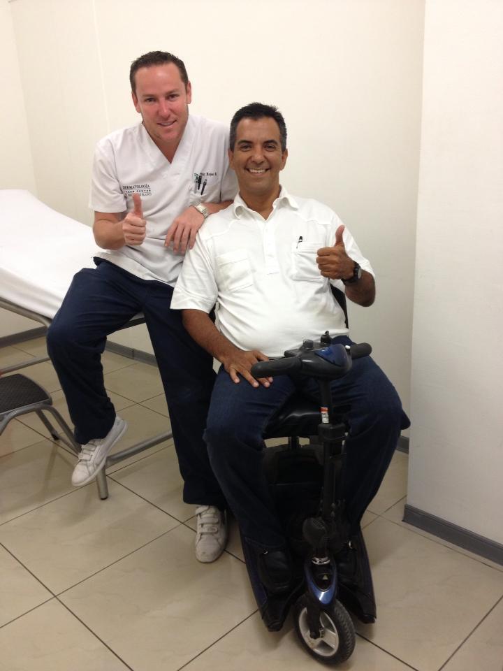 Nuestra clínica esta acondicionada para atender a pacientes que cuenten con alguna discapacidad…
