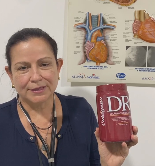 Dra. Chaves Brenes Cardióloga