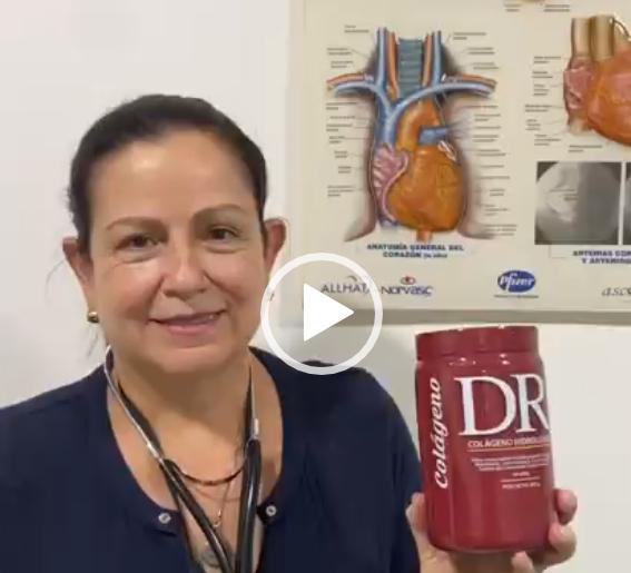 Dr COLAGENO LLENA DE VIDA TU CUERPO
