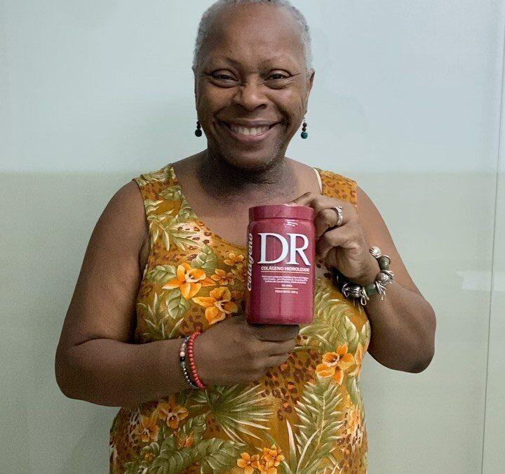 Thelma Darkings B toma DR COLAGENO Y MEJORÓ PIEL Y PELO