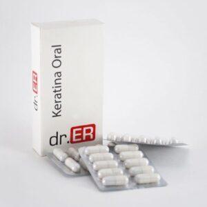Tabletas de keratina